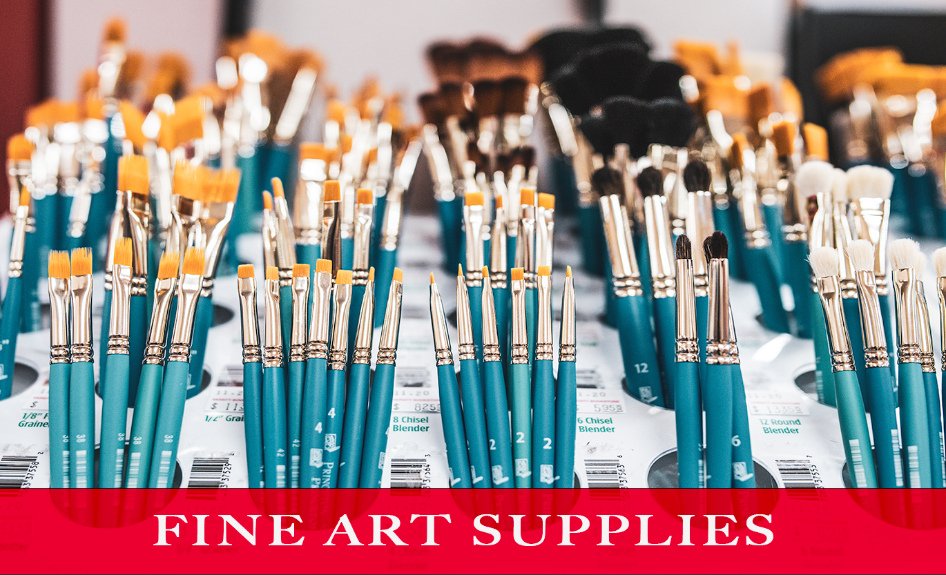 fine art supplies